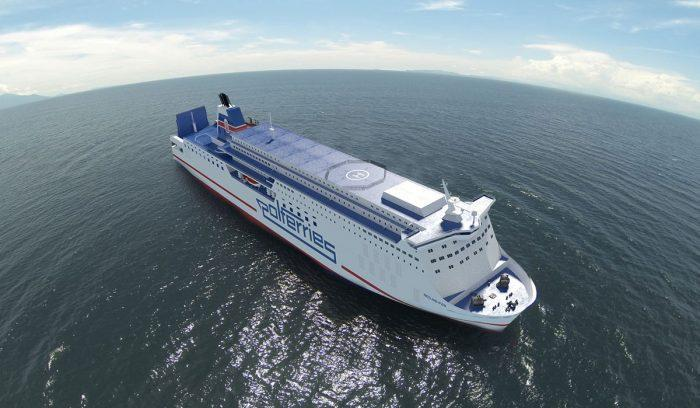 ropax for polferries