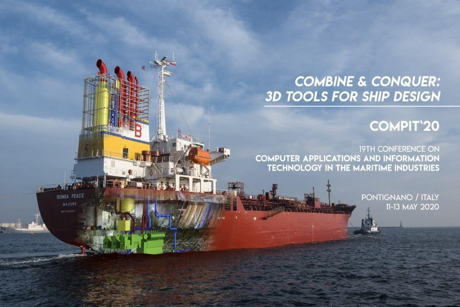 3D Tools for Ship Design