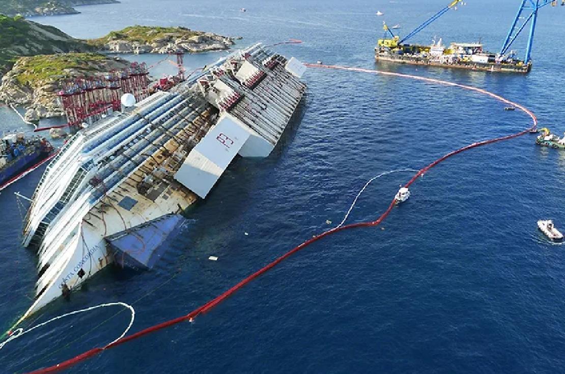 Costa Concordia accident