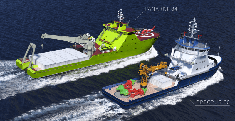 transport vessels