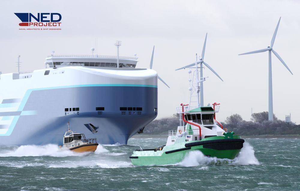 zero emission vessel 2