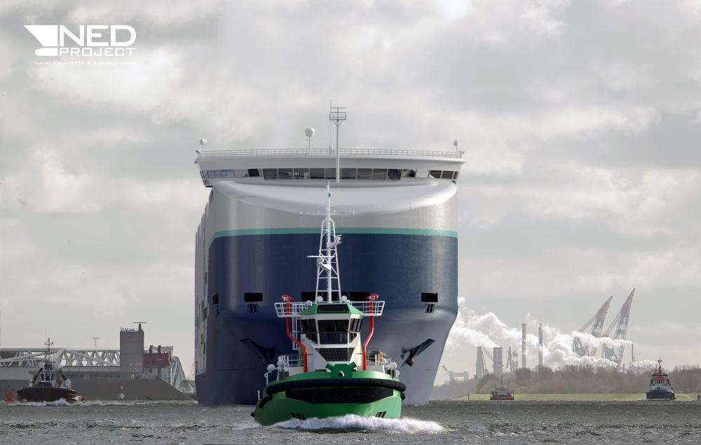 zero emission vessel 3