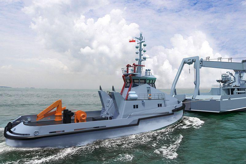 B860 Bolko tugboat 4