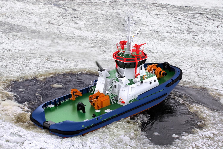 NP104 tugboat 1