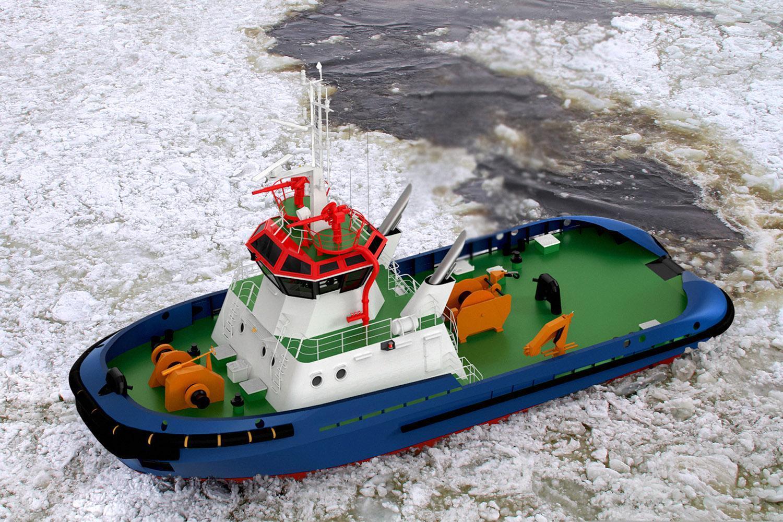 NP104 tugboat 2