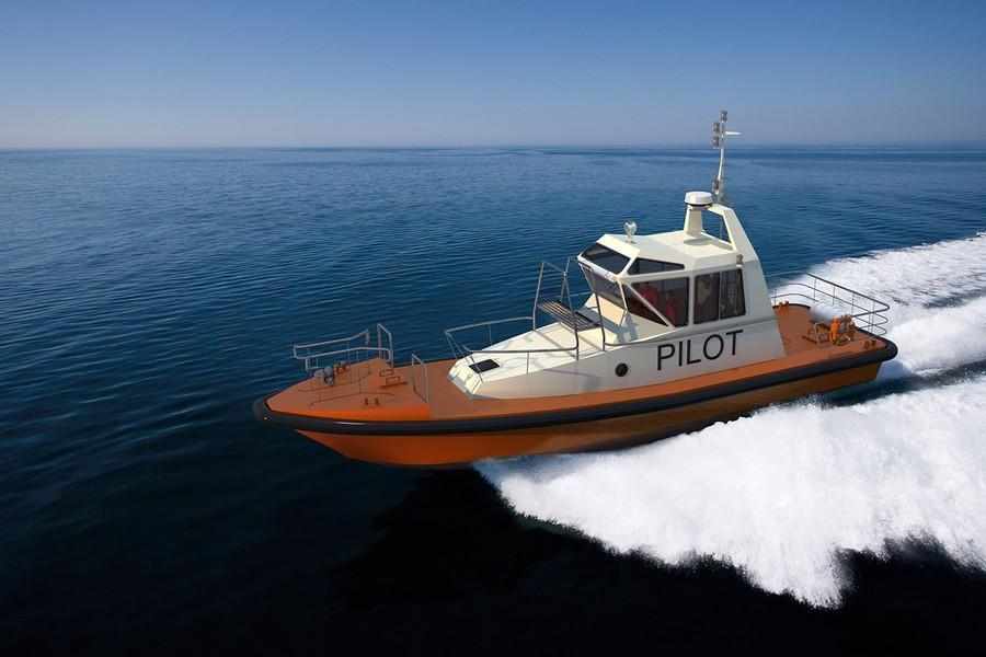 PIL-14 tugboat 2