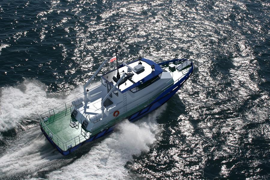 inspection vessel 1