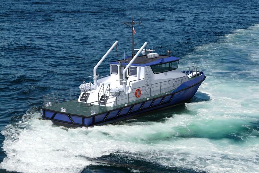 inspection vessel 2