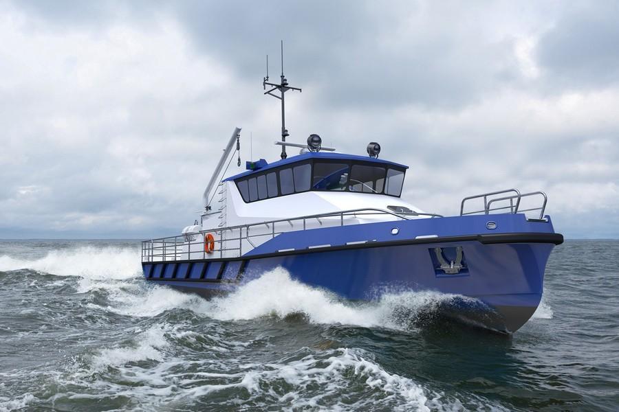 inspection vessel 3