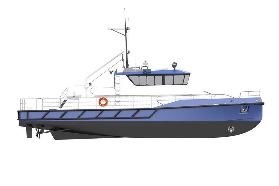 inspection vessel 4