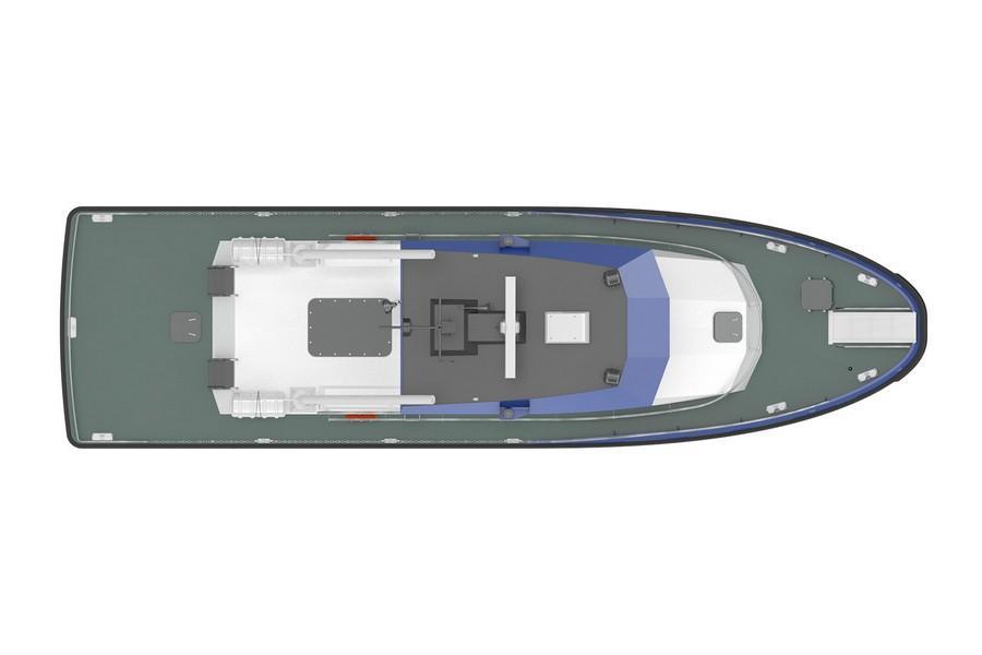 inspection vessel 5