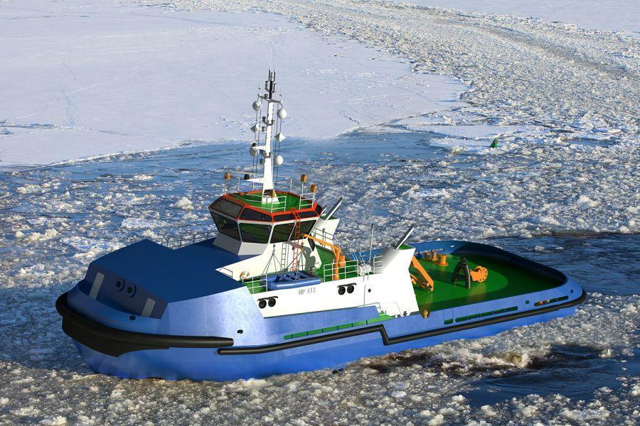 Arctia vessel