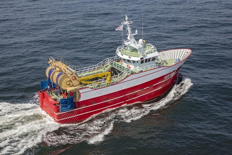 UK150 fishing vessel 1