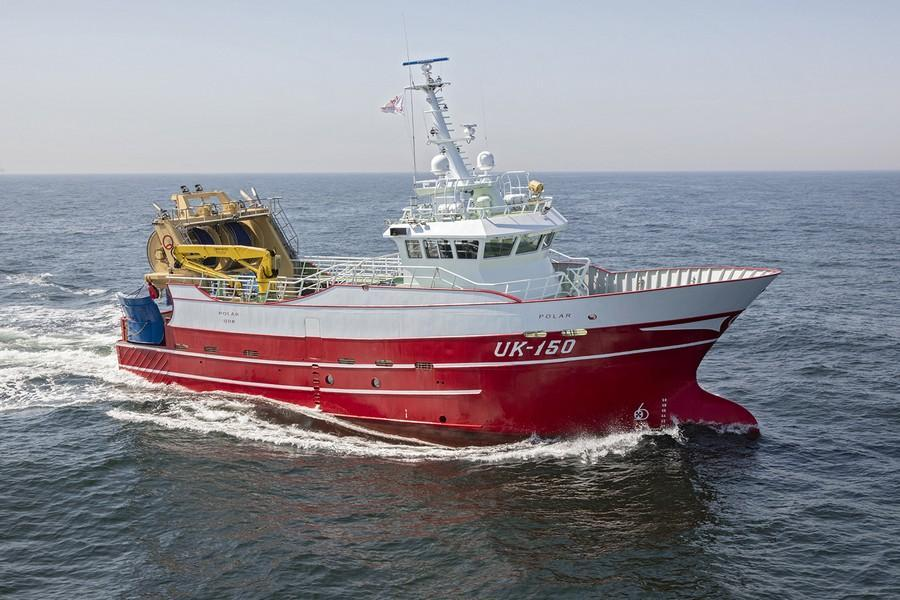 UK150 fishing vessel 2