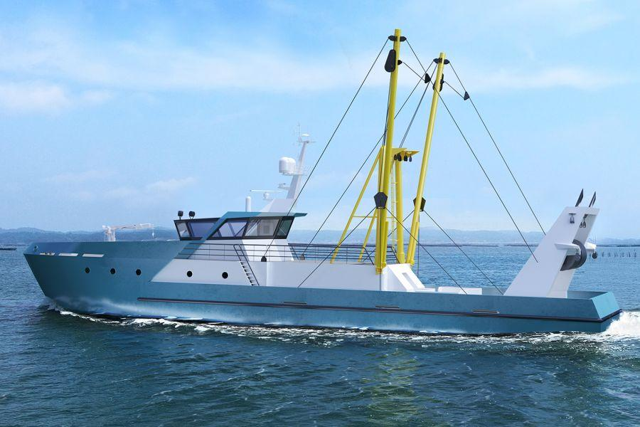 TR40 fishing vessel 1
