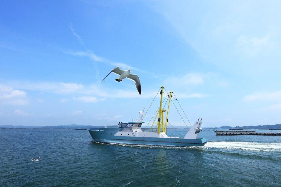 TR40 fishing vessel 2