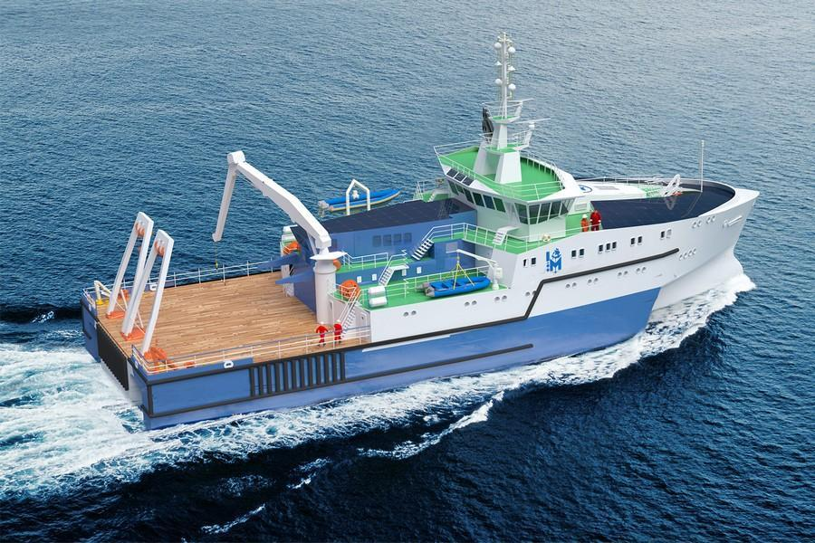 Trimor vessel 7