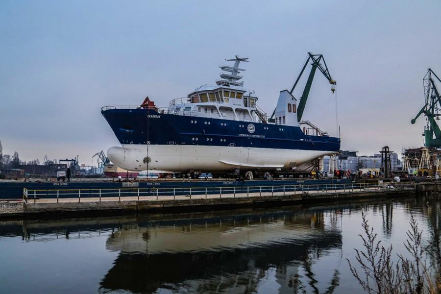 Skagerak vessel 1