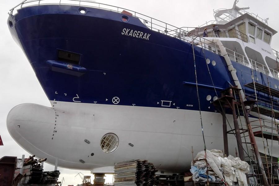 Skagerak vessel 2