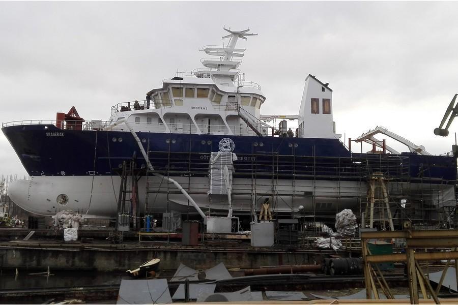 Skagerak vessel 3