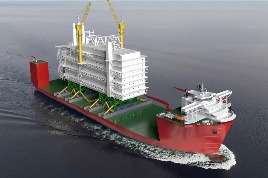 HTV-57 vessel 1