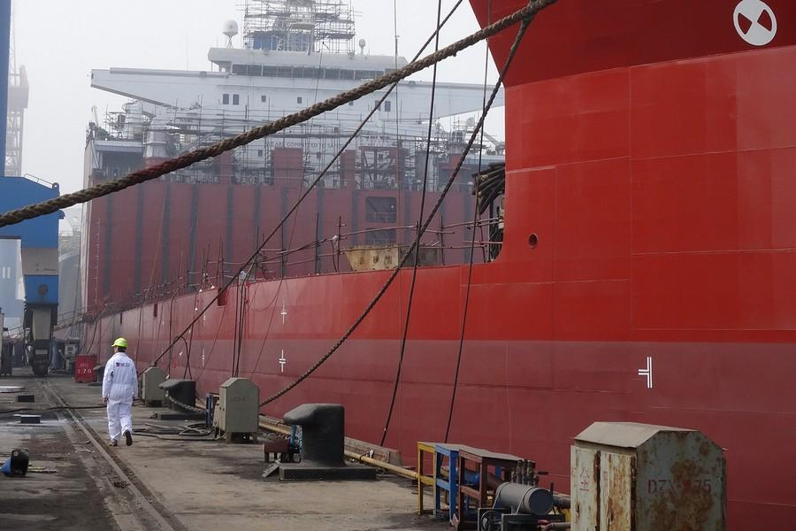 Albatross vessel 1