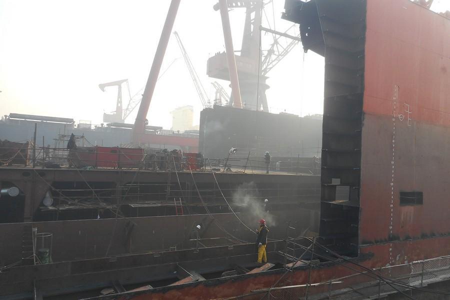 Albatross vessel 3