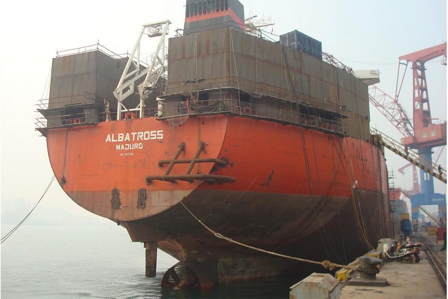 Albatross vessel 4