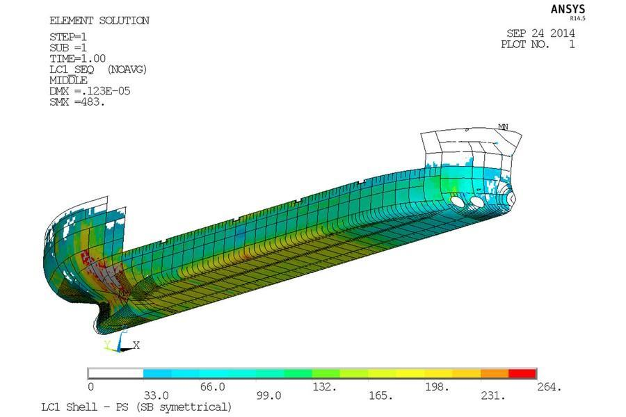 Albatross vessel 10