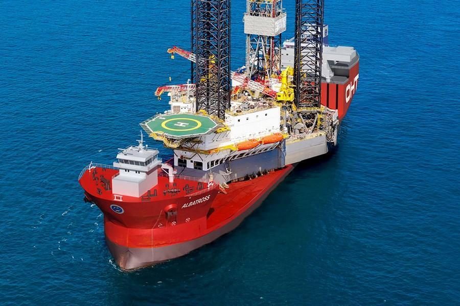 Albatross vessel 12
