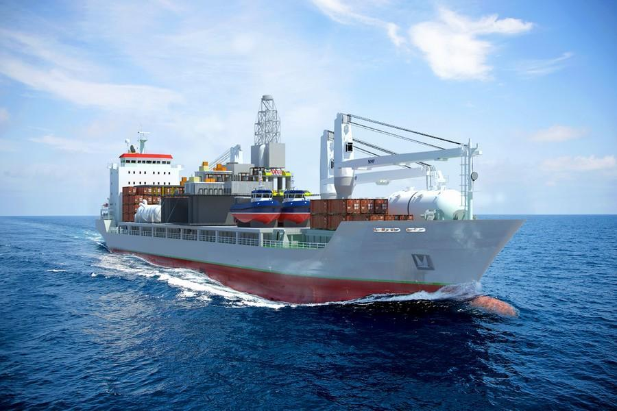 HL450 Chipolbrok vessel 3