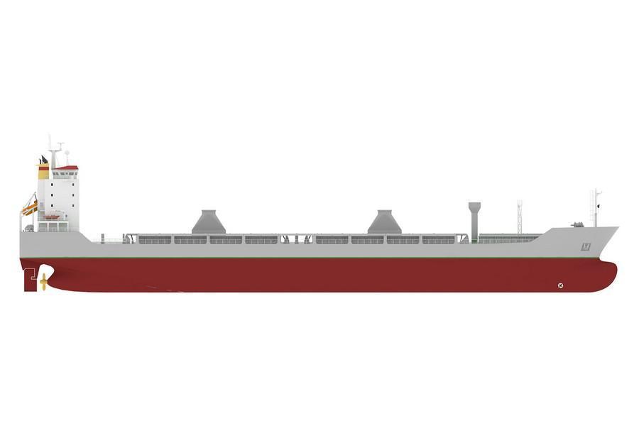 HL450 Chipolbrok vessel 4