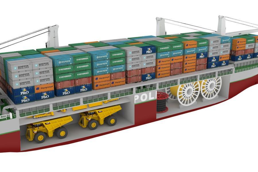 HL450 Chipolbrok vessel 6