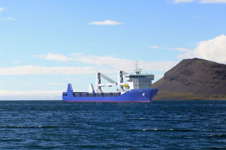 HL11400 vessel 1