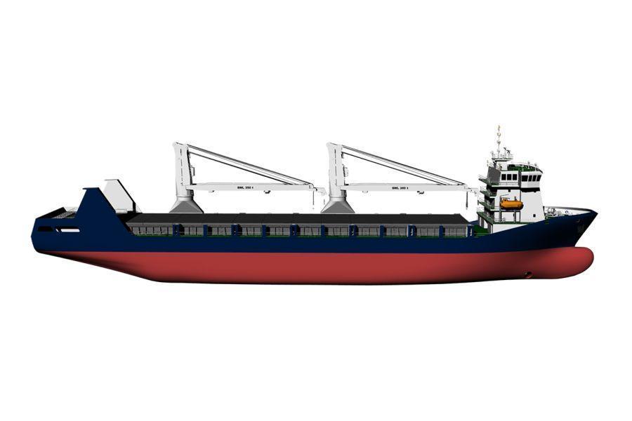 HL11400 vessel 2