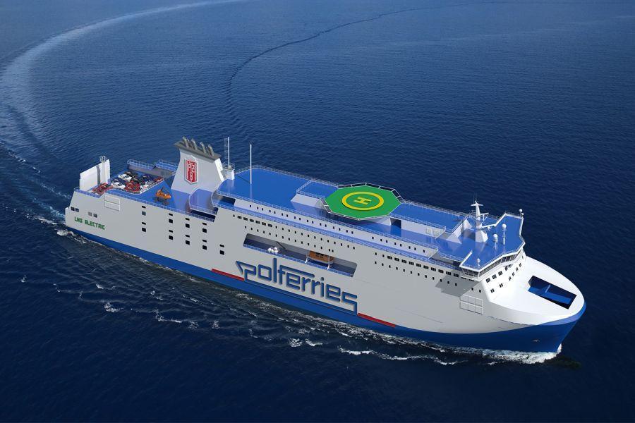 PŻB 204 ferry 1