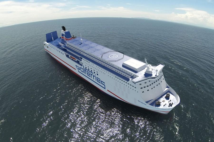 PŻB 228 ferry 1