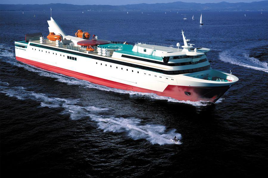Ropax 165 ferry 1