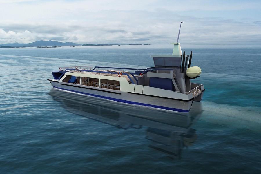 Tender NCL ferry 1