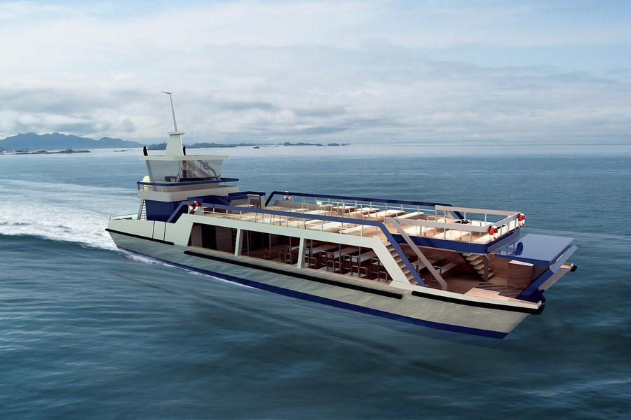 Tender NCL ferry 2