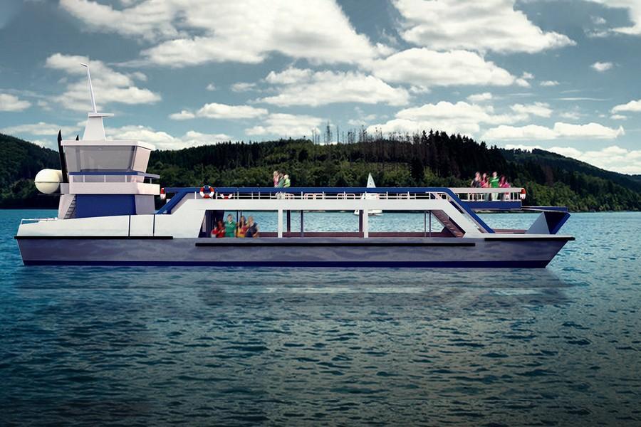 Tender NCL ferry 3