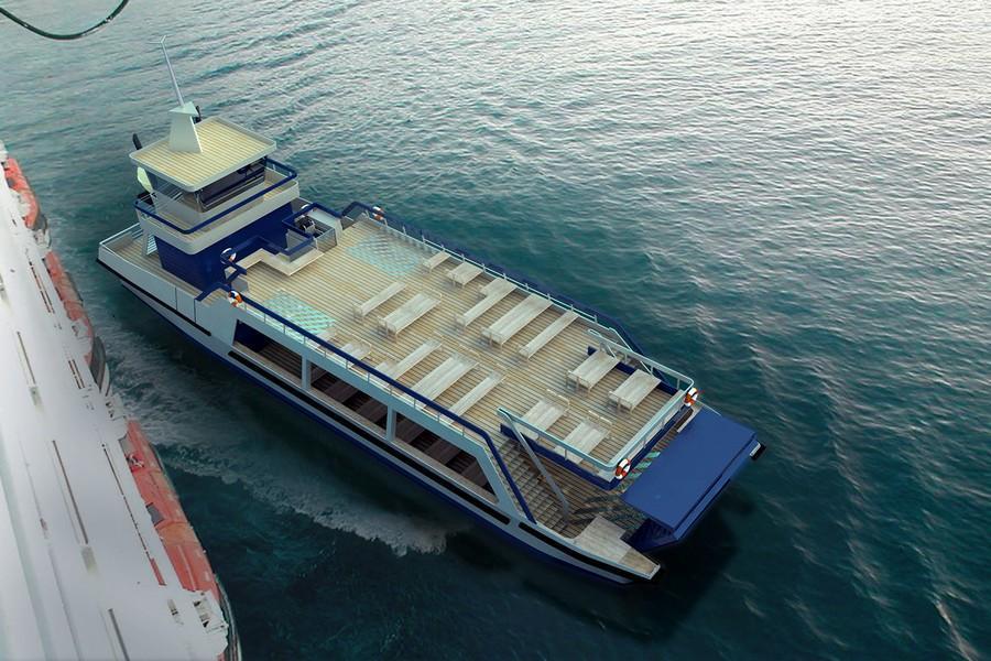 Tender NCL ferry 4