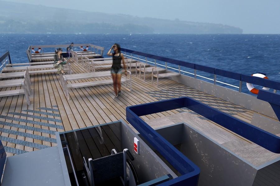 Tender NCL ferry 6