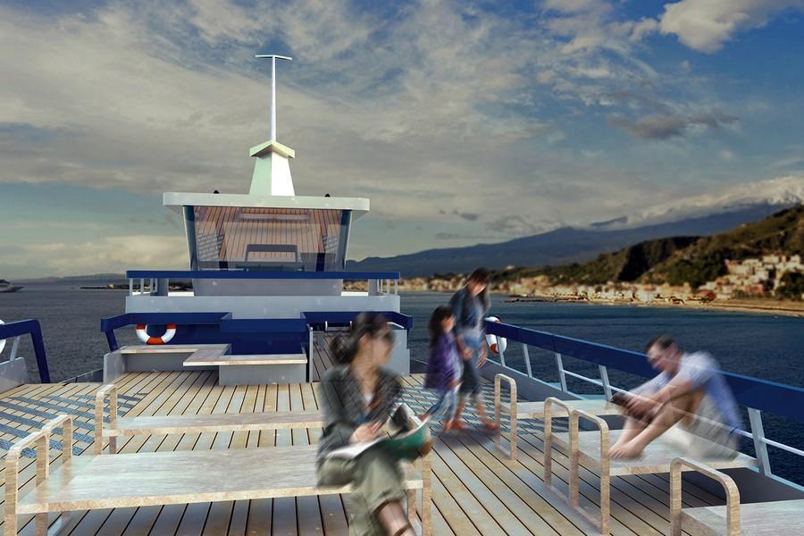 Tender NCL ferry 7