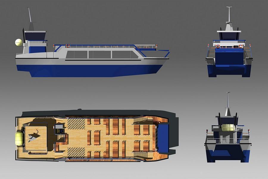 Tender NCL ferry 8