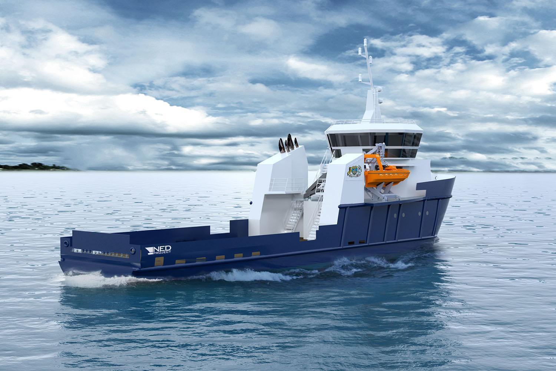 Carpax35 ferry 1