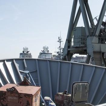 UK150 fishing vessel 1