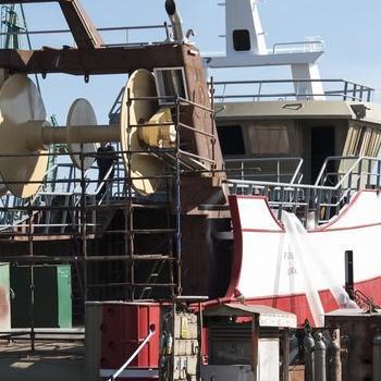 UK150 fishing vessel 4